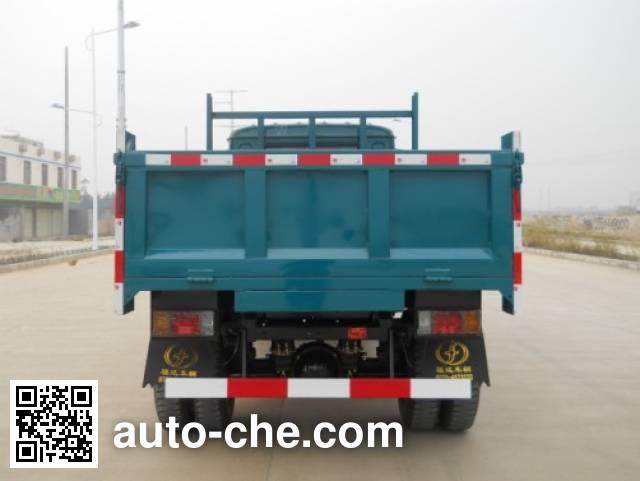 福达牌FD5820CPDS自卸低速货车