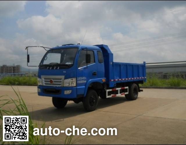 Fuda FD5820PDS low-speed dump truck
