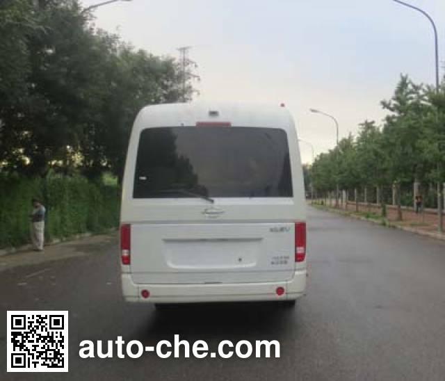 长江牌FDC6750TDABEV03纯电动客车