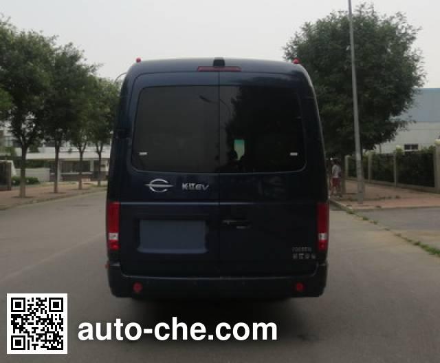 长江牌FDC6810TDABEV03纯电动客车
