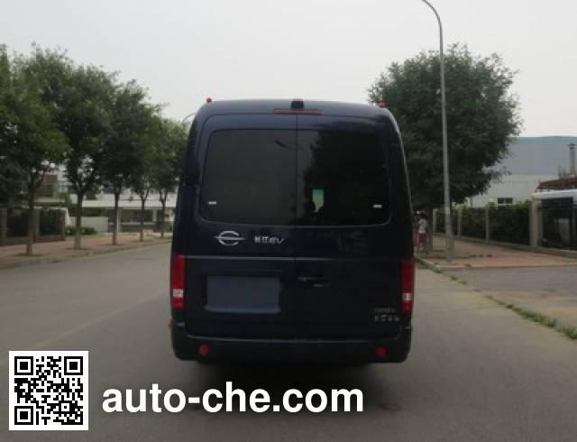 长江牌FDC6810TDABEV04纯电动客车