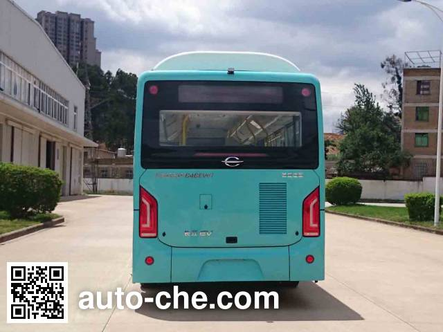 Changjiang FDC6850PBABEV01 electric city bus