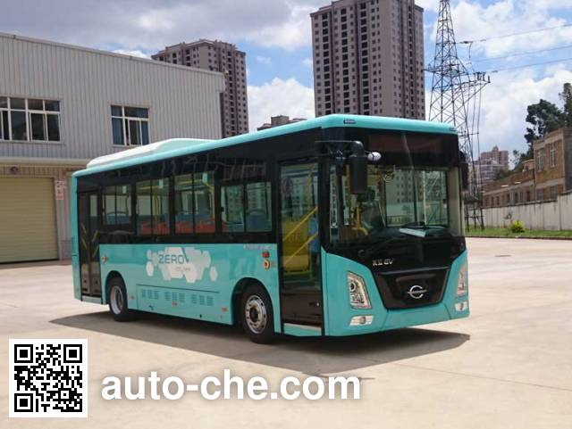 Changjiang FDC6850PBABEV02 electric city bus