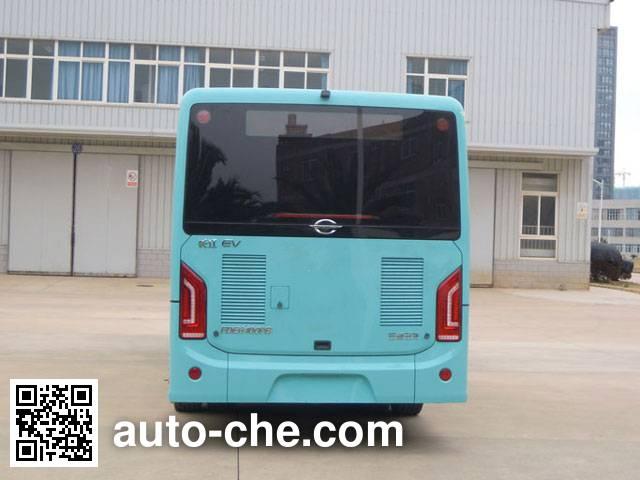 Changjiang FDE6100PBABEV01 electric city bus