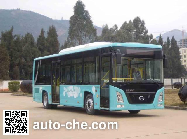 长江牌FDE6100PBABEV02纯电动城市客车