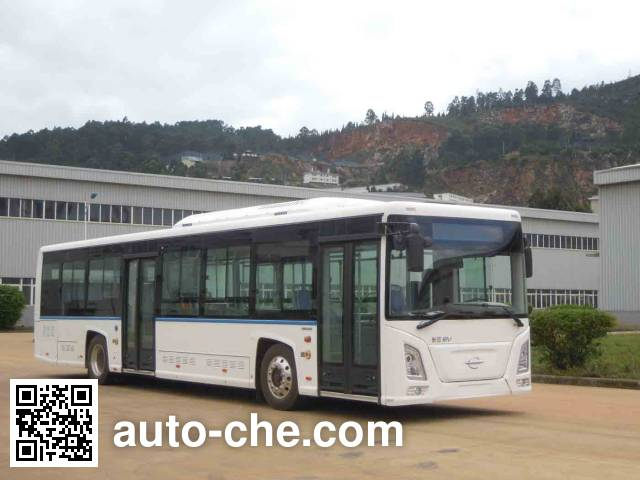 Changjiang FDE6120PDABEV02 electric city bus