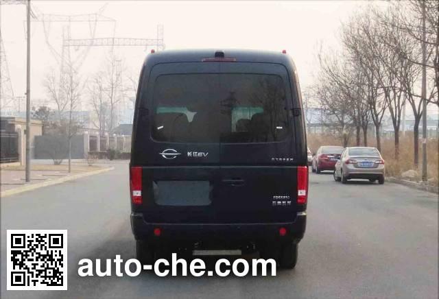 Changjiang FDE6600TDABEV02 electric bus