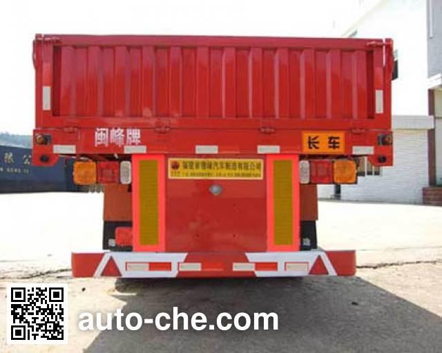闽峰牌FDF9381半挂车