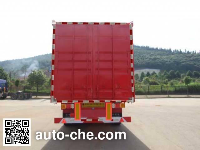 Minfeng FDF9406XXY box body van trailer