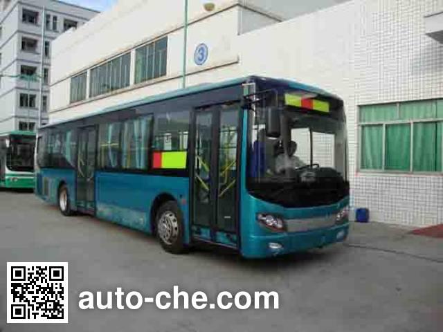 五洲龙牌FDG6113EVG纯电动城市客车
