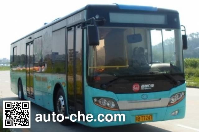 五洲龙牌FDG6113EVG12纯电动城市客车