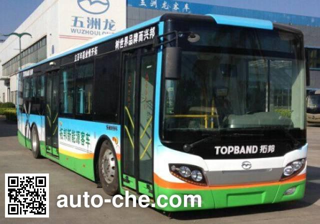 五洲龙牌FDG6113EVG13纯电动城市客车