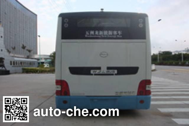 五洲龙牌FDG6123EVG纯电动城市客车