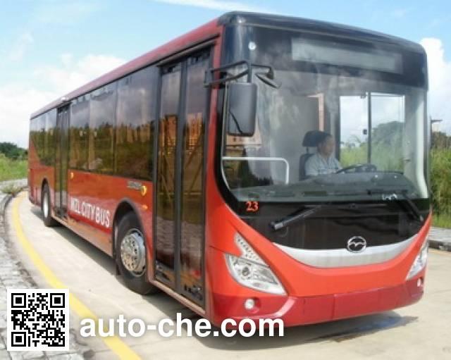 Wuzhoulong FDG6123G-1 city bus