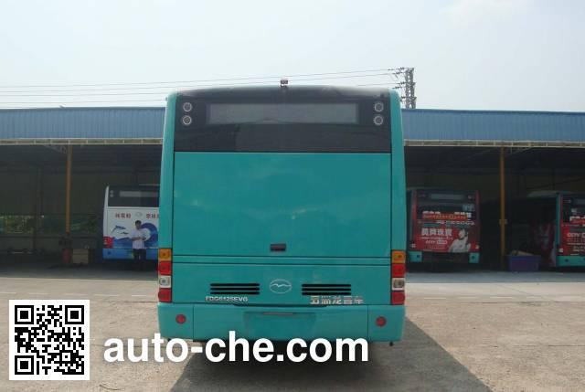 五洲龙牌FDG6125EVG纯电动城市客车