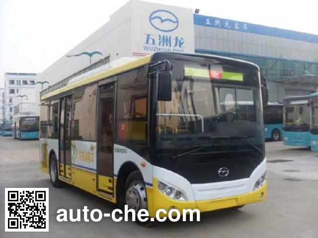 五洲龙牌FDG6751EVG1纯电动城市客车
