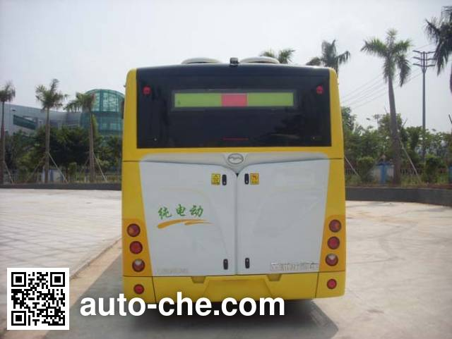 Wuzhoulong FDG6751EVG1 electric city bus