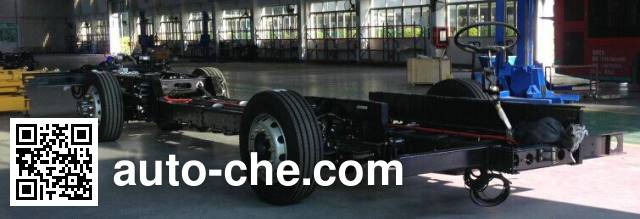 Wuzhoulong FDG6810EVD1 electric bus chassis