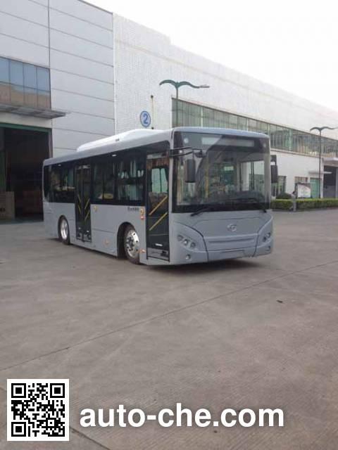 五洲龙牌FDG6851EVG2纯电动城市客车