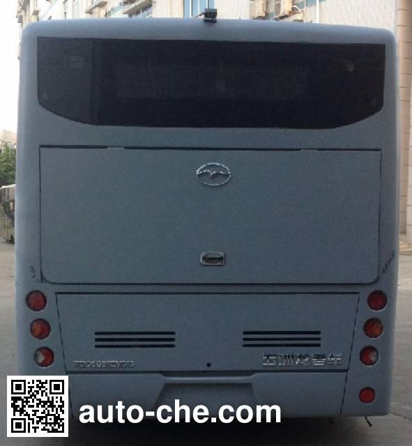 五洲龙牌FDG6851EVG13纯电动城市客车
