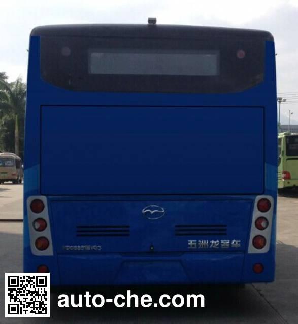 五洲龙牌FDG6851EVG3纯电动城市客车