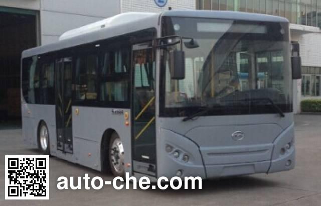 五洲龙牌FDG6851EVG4纯电动城市客车
