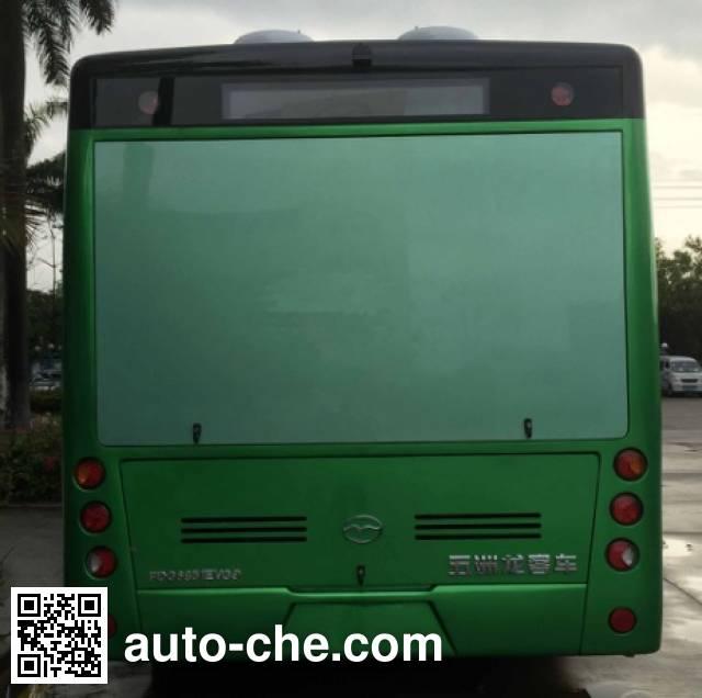 五洲龙牌FDG6851EVG9纯电动城市客车