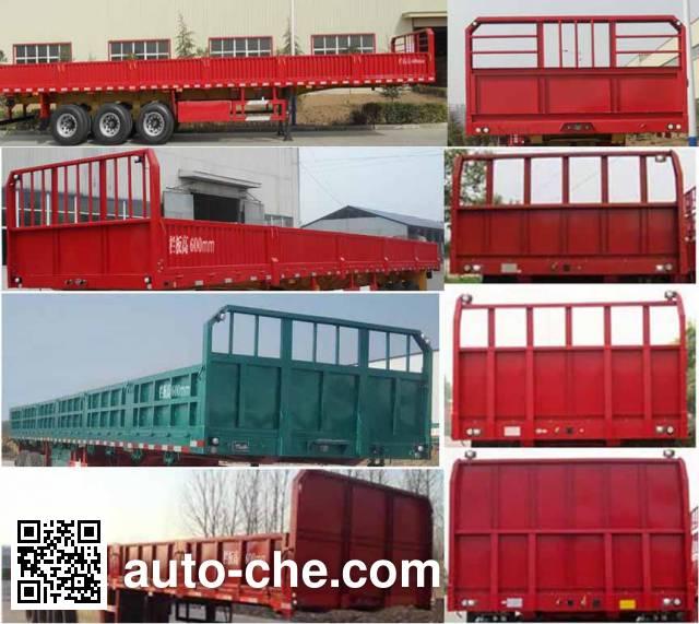 Fudejin FDJ9400 dropside trailer