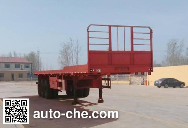 Fudejin FDJ9400TPB flatbed trailer