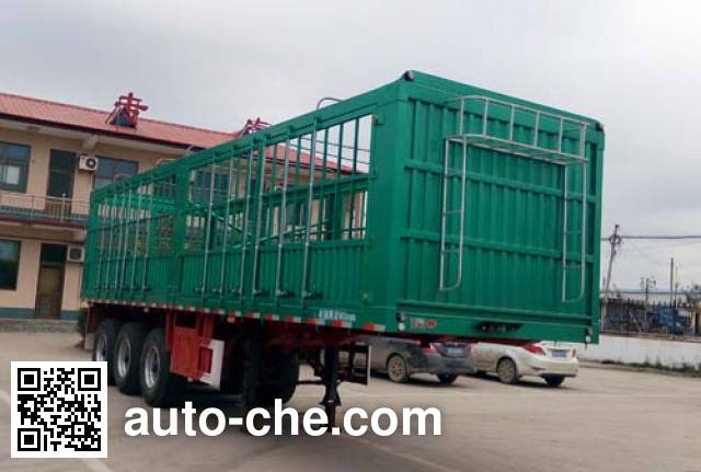 Fudejin FDJ9404CCY stake trailer