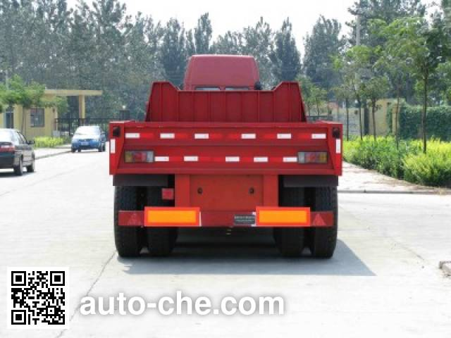 Yima FFH9330TTS molten iron trailer