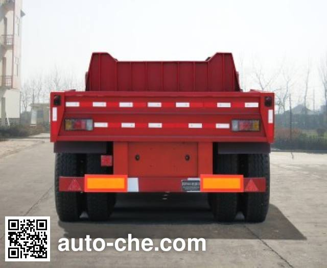 Yima FFH9400TTS molten iron trailer