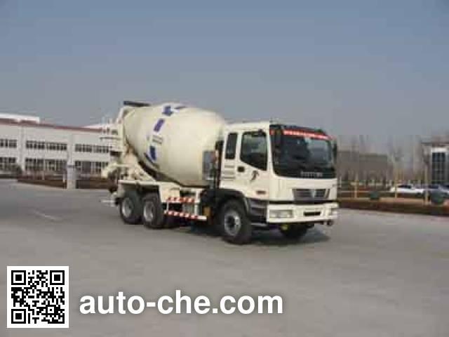 福田牌FHM5258GJB混凝土搅拌运输车