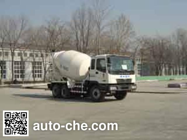 福田牌FHM5313GJB混凝土搅拌运输车
