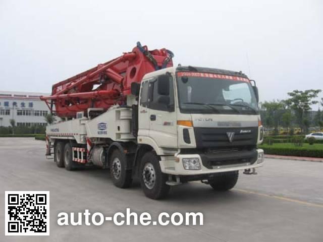 福田牌FHM5410THB混凝土泵车