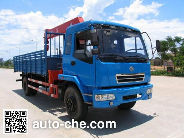 Fuhuan FHQ5120JSQMB truck mounted loader crane