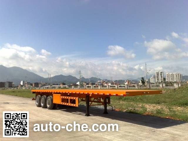 Fuhuan FHQ9400P flatbed trailer