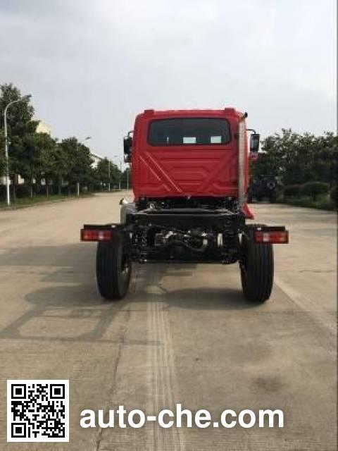 Fujian (New Longma) FJ2070SWC9 off-road vehicle chassis