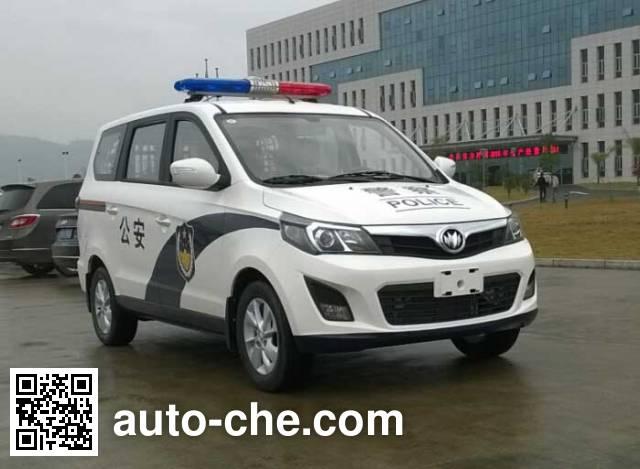 Fujian (New Longma) FJ5020XQCB1 prisoner transport vehicle