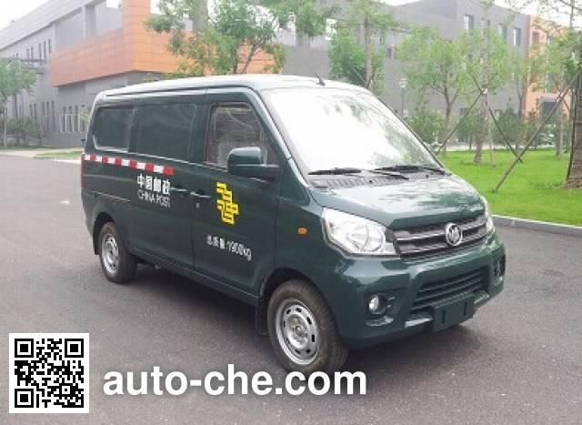 Fujian (New Longma) FJ5021XYZBEVA1 electric postal van