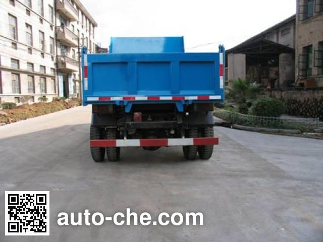 FuJian (Fudi) FJ5815PD1A low-speed dump truck