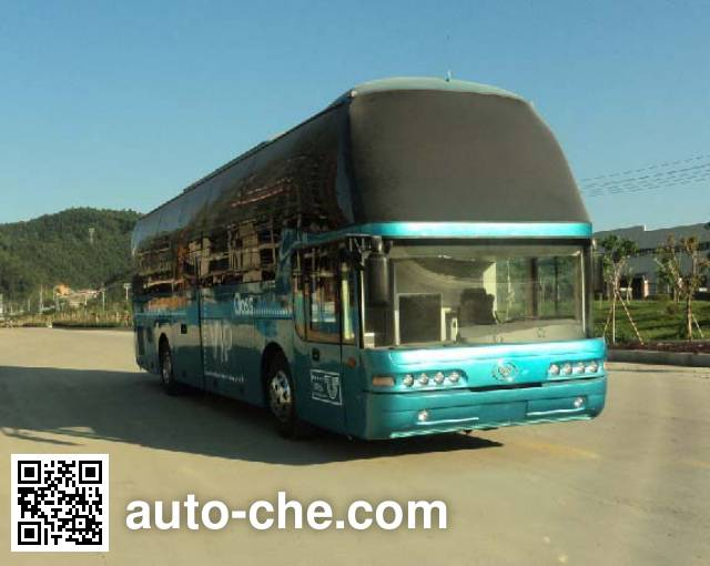Fujian (New Longma) FJ6120WA5 sleeper bus