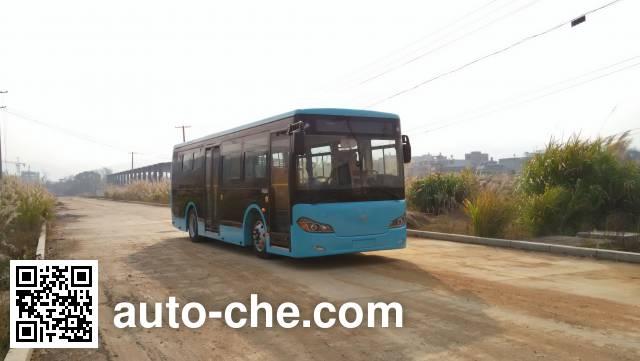 福建牌FJ6860GBEVE纯电动城市客车