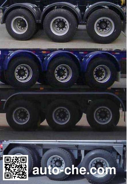 Wuyi FJG9406TJZ container transport trailer