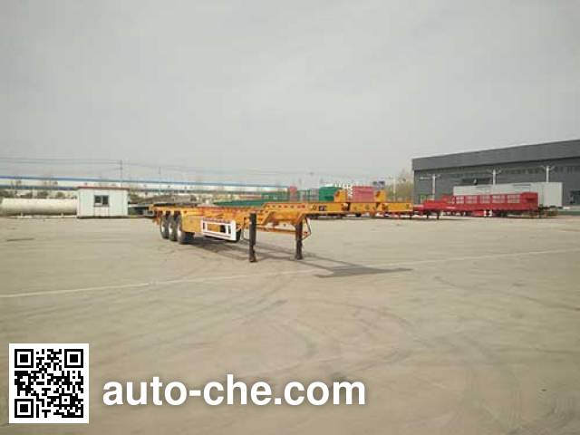Wuyi FJG9407TJZG container transport trailer