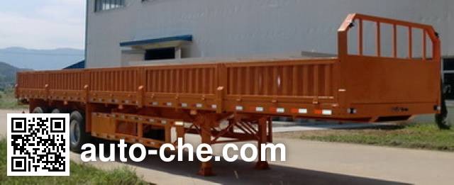 Weitaier FJZ9390TLP dropside trailer