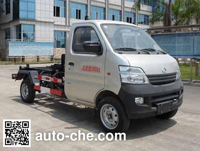 Kehui FKH5020ZXXE5 detachable body garbage truck
