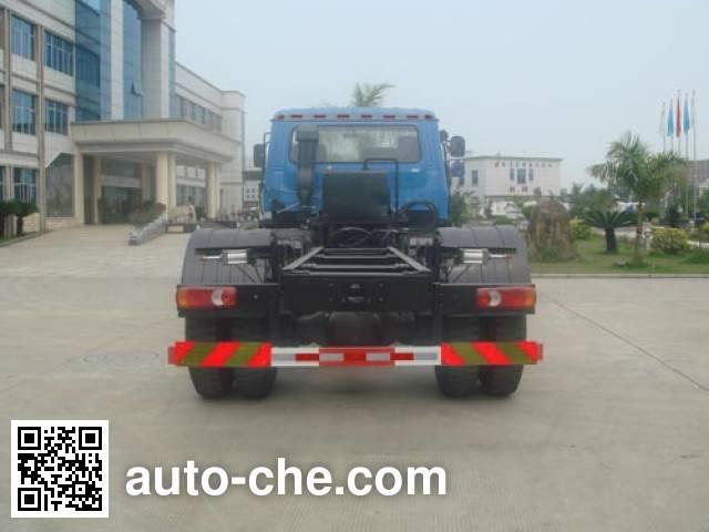Kehui FKH5161ZXXE4 detachable body garbage truck
