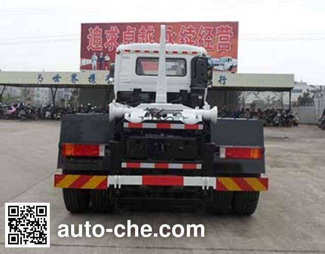 Kehui FKH5250ZXXE5 detachable body garbage truck