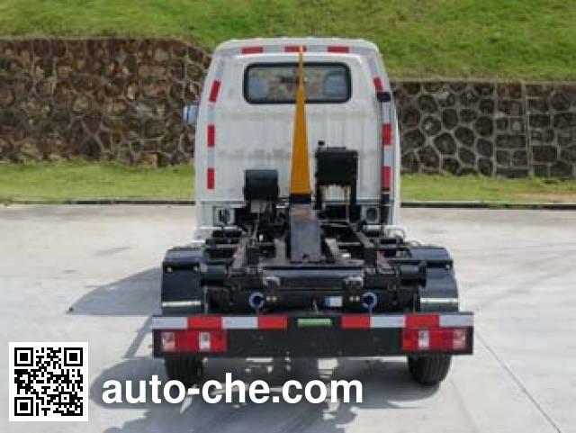 Fulongma FLM5031ZXXC5 detachable body garbage truck